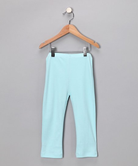 Light Blue Leggings - Infant &amp; Toddler
