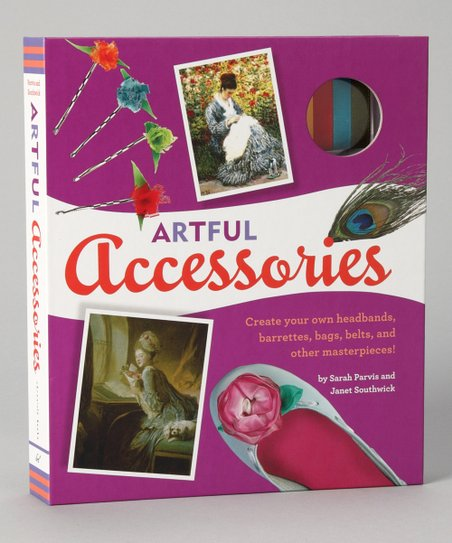 Artful Accessories Hardcover Set