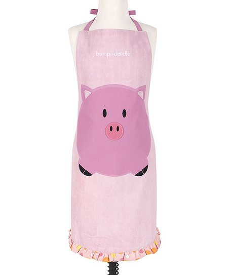 Parker Pig Apron - Kids