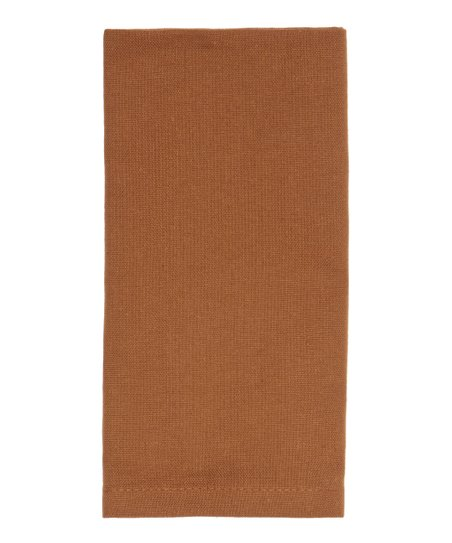 Brown Napkin - Set of Four
