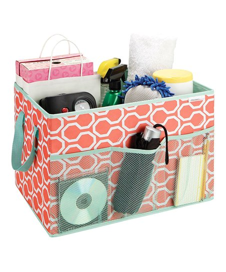 Coral Dinah Collapsible Trunk Organizer