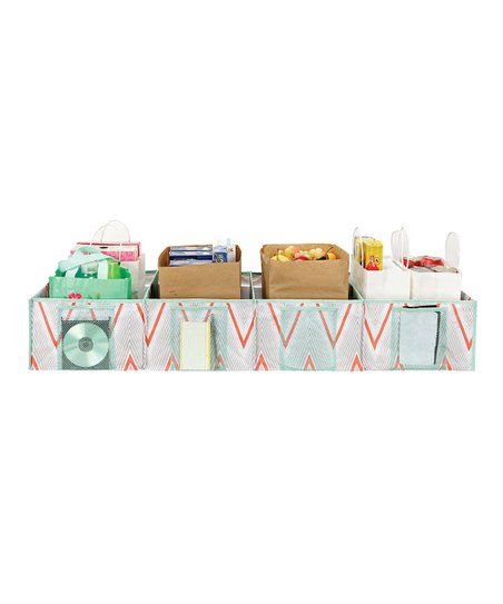 Coral Cici Shopping Trunk Organizer