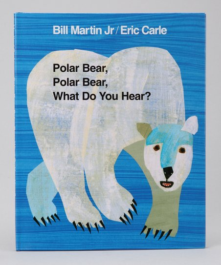 Polar Bear, Polar Bear, What Do You Hear? Hardcover