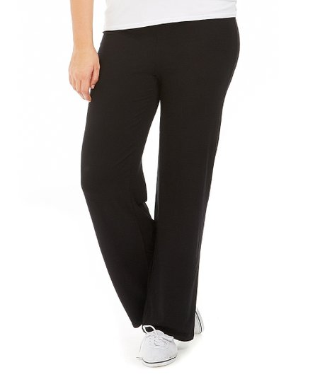 Black Briss Lounge Pants - Plus