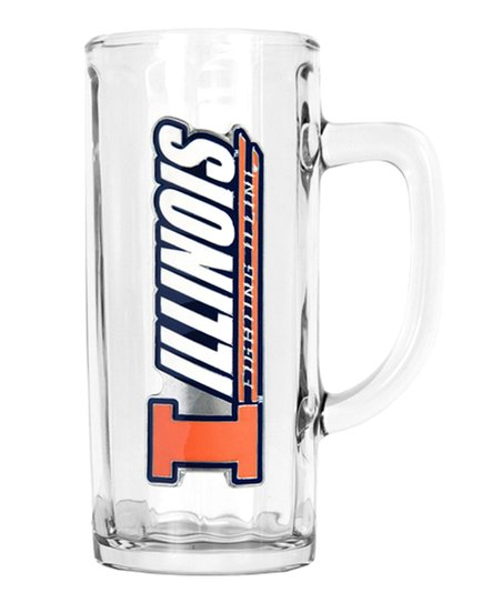 Illinois Fighting Illini Optic Tankard