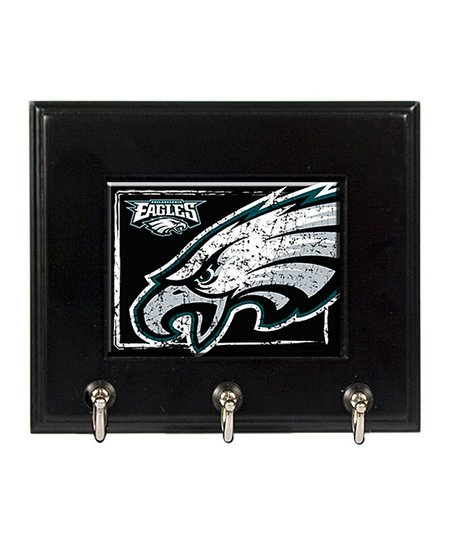 Philadelphia Eagles Key Hook Rack
