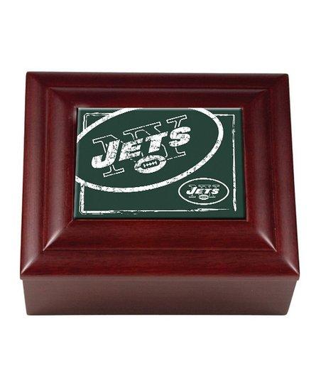 New York Jets Keepsake Box