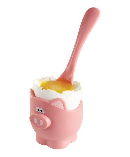 Oink Oink Cup & Spoon - Set of Eight