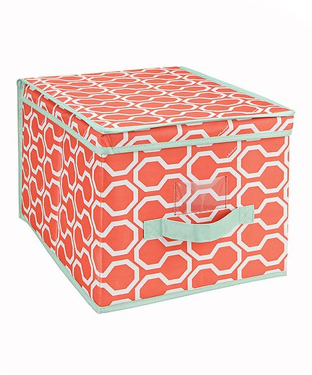 Coral Dinah Large Storage Box