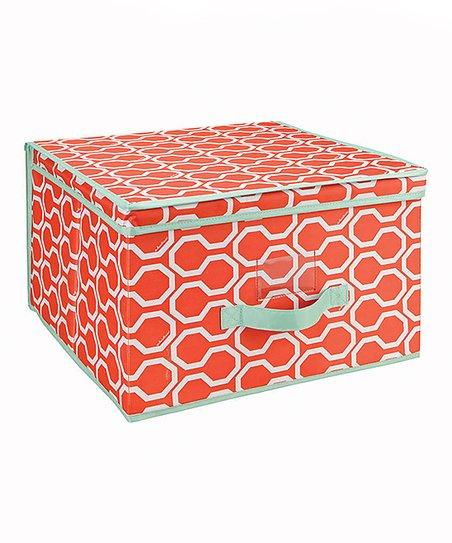 Coral Dinah Jumbo Storage Box