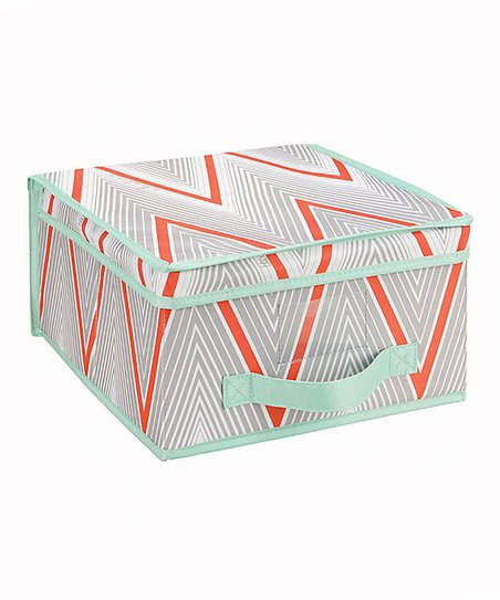 Coral Cici Medium Storage Box