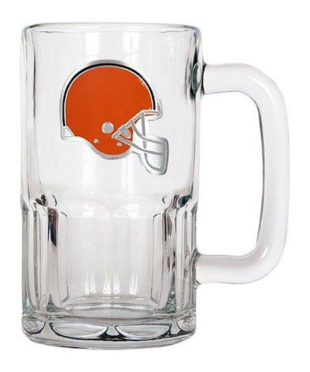 Cleveland Browns 20-Oz. Glass Mug