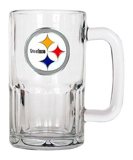 Pittsburgh Steelers 20-Oz. Glass Mug