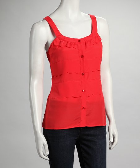 Red Button Tank