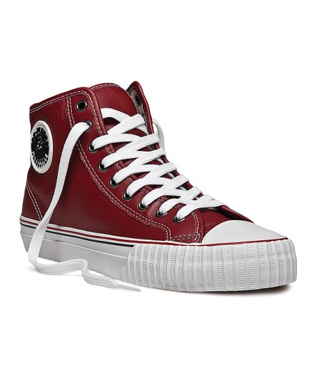 Red Center Hi Sneaker - Women & Men
