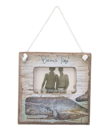 'Beach Time' Frame