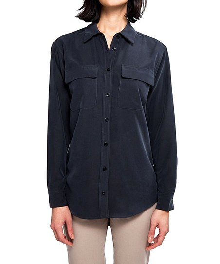 Maritime Button-Up
