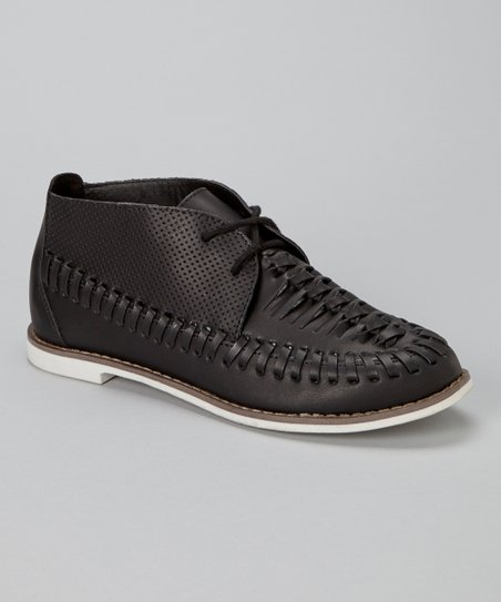 Black Marseille Chukka