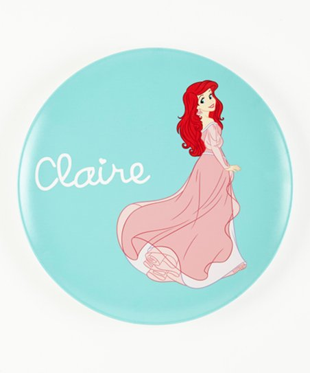 Ariel Personalized Plate