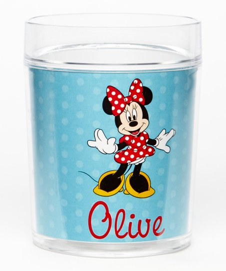 Minnie Mouse Personalized Cup
