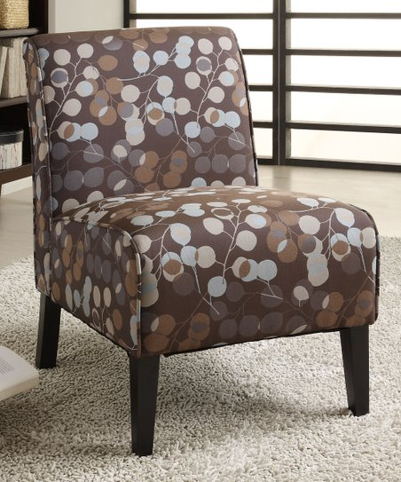 Dark Walnut Lily Bavello Chair