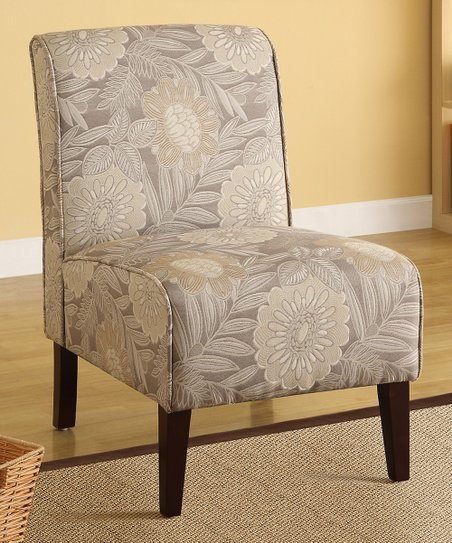 Dark Walnut Lily Kate Natural Chair
