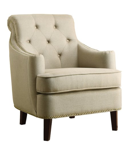 Cream Diamond-Back Chair