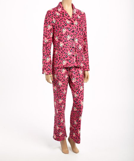 Pink Julius Pajama Set - Women
