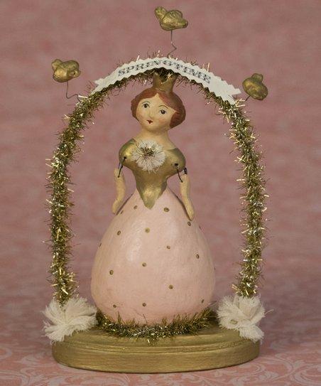 Springtime Buzz Figurine
