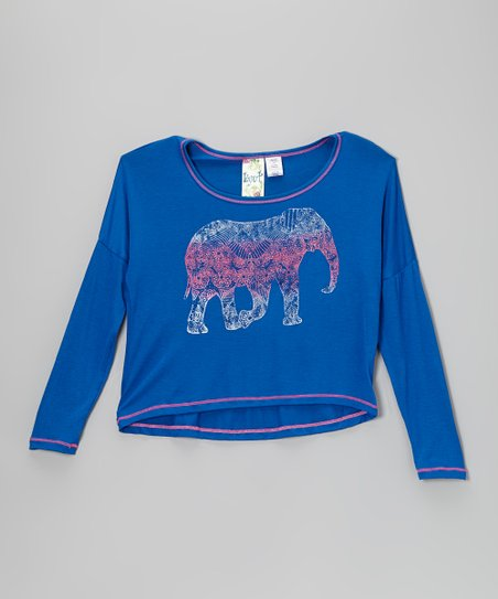 Royal Elephant Tee