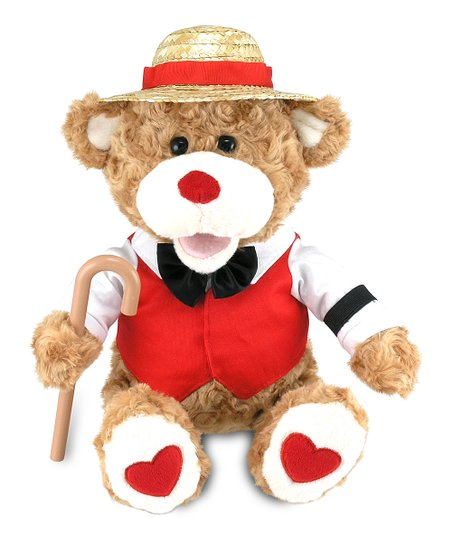 B. Sharp Bear Musical Plush Toy