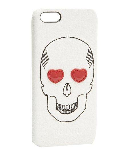 Heart-Eye Skull Case for iPhone 4/4s