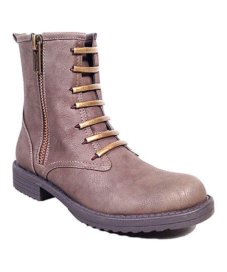Brown Mystery Boot