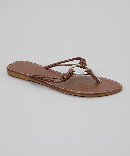 Rust Ring Flip-Flop