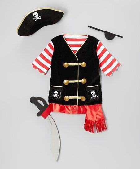 Pirate Dress-Up Set