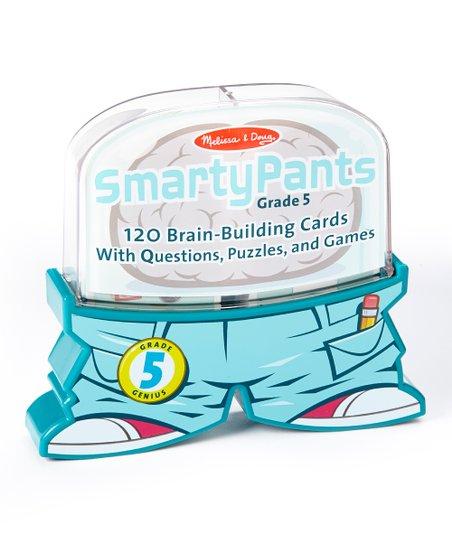 Smarty Pants: Grade 5 Card Set