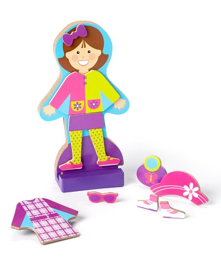 My Friend Molly Magnetic Dress-Up Set