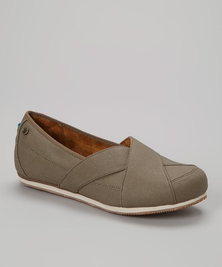 Walnut Sport Slip-On Shoe
