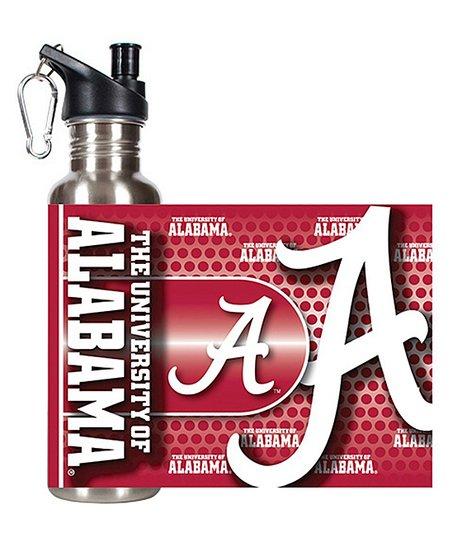 Alabama Crimson Tide Water Bottle