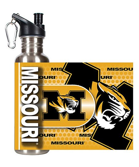 Missouri Tigers Water Bottle