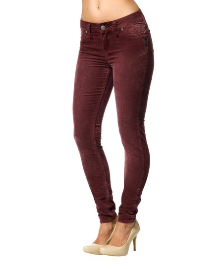 Mauve Suki Jeggings