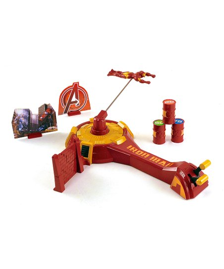 Iron Man High Flying Hero Trainer Set
