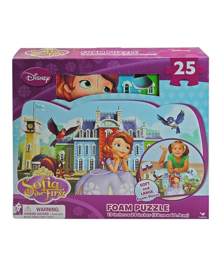 Sofia The First Foam Puzzle Mat