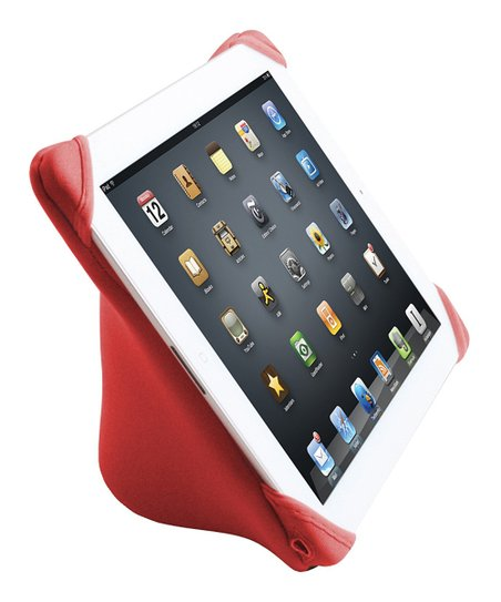 Red 10'' Tablet Holder