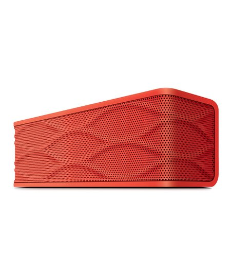 Red Frequency Bluetooth Speaker