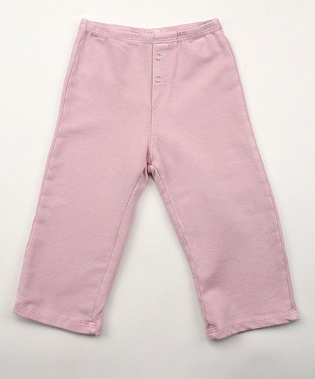 Spicy Pink Organic Pants