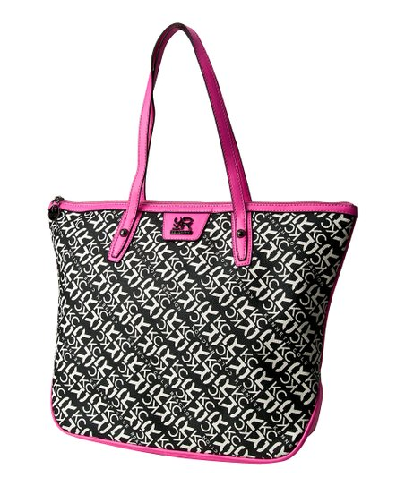 Black & White Essex Tote