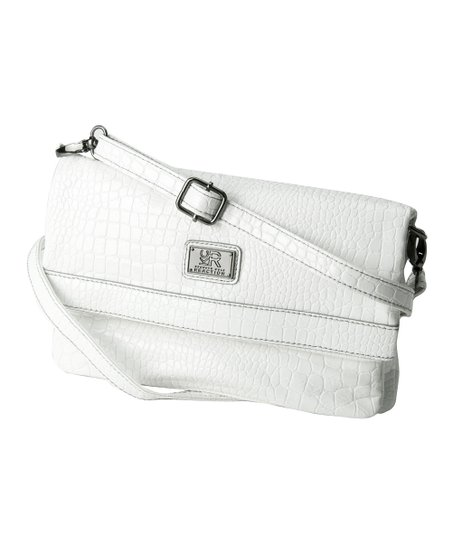 White Mercer Crossbody