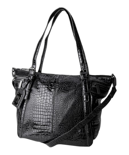 Black Mercer Tote