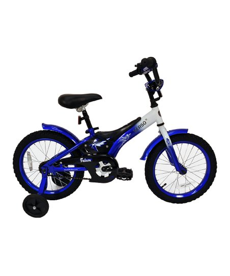Blue 16&#039;&#039; Falcon Bicycle